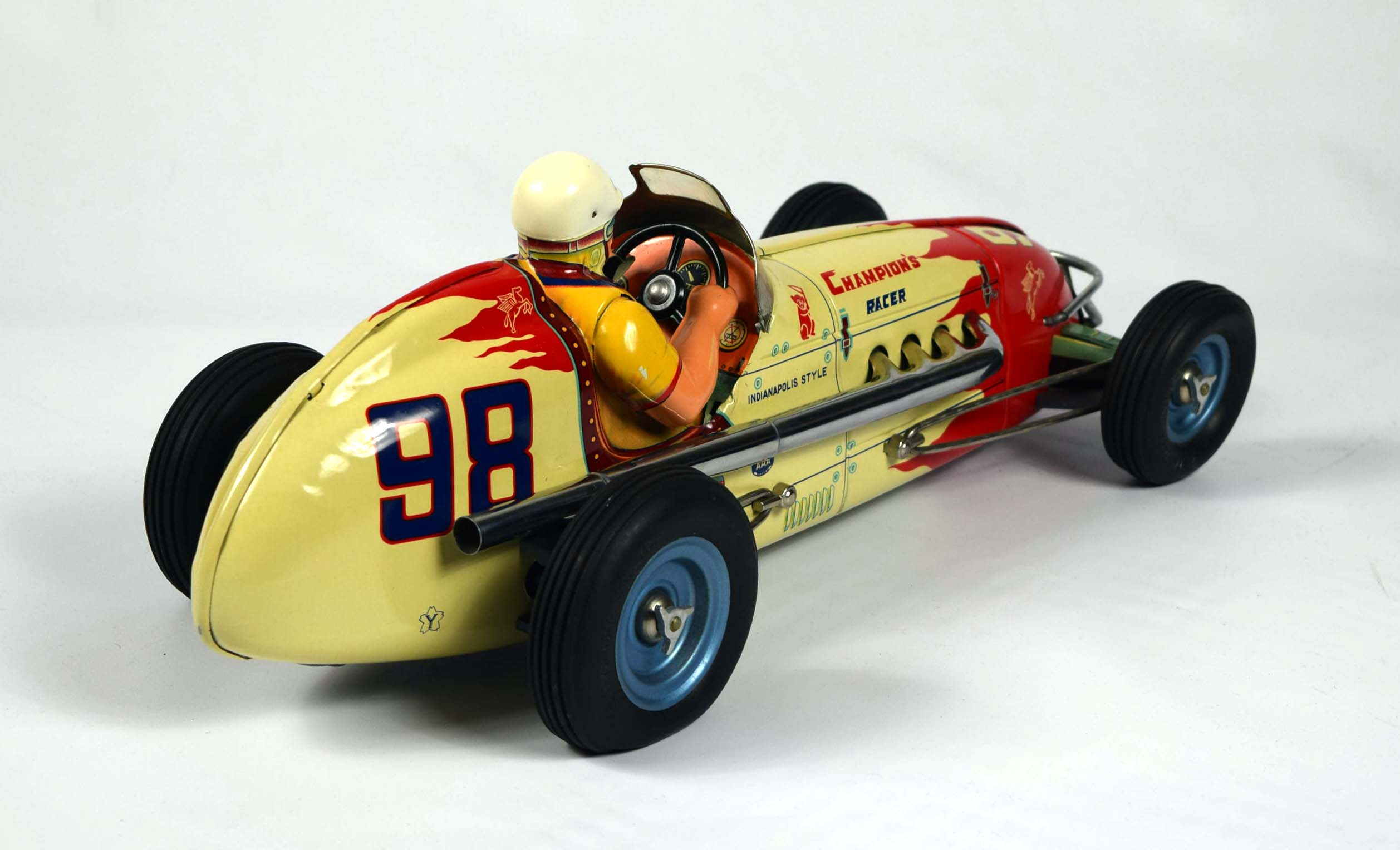 vintage tin toys price guide  u0026 information