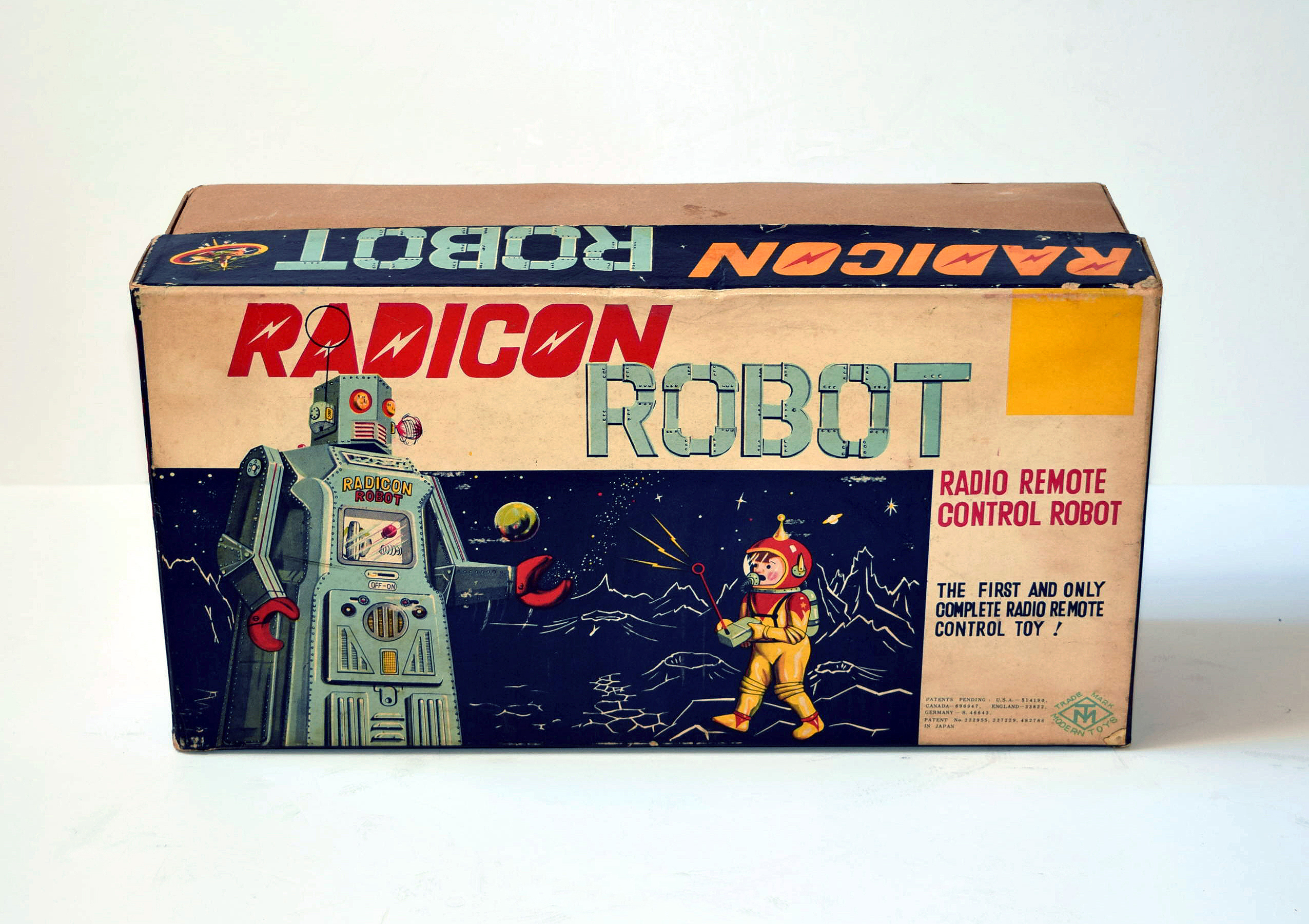 Free Vintage Space Toys Price Guide Robots Cars Rocket Ships Boxes