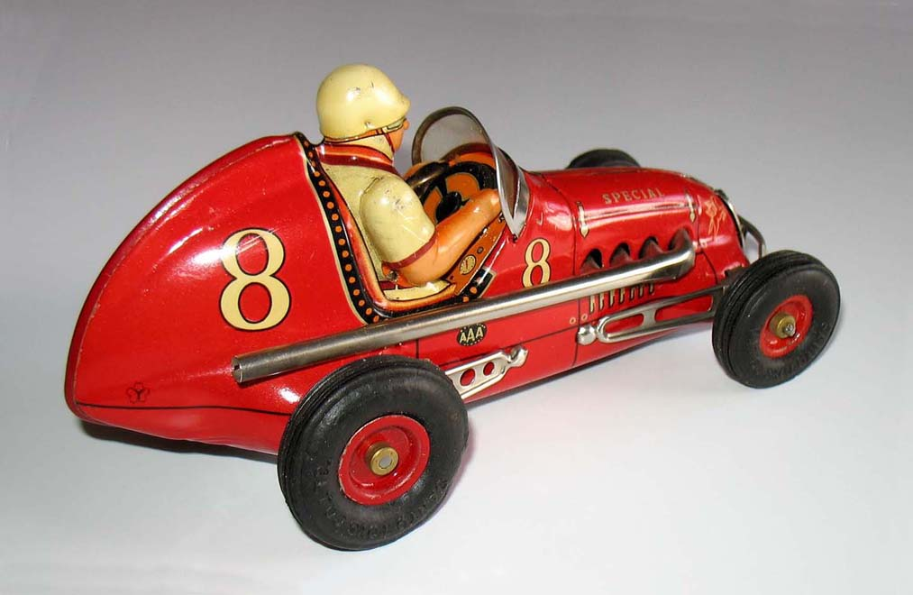 Vintage Tin Toys Price Guide ~ Buddy L Museum
