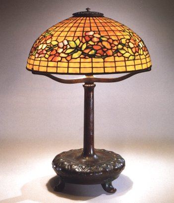 Tiffany Lamp Museum Pictures Values