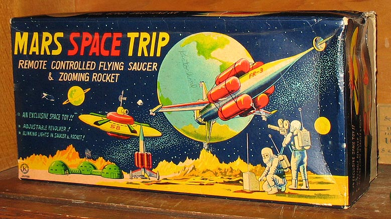 Vintage Space Toys : Free toy appraisals america s largest buyer of antique toys