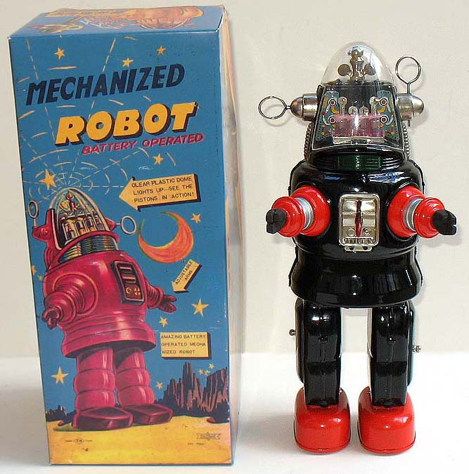 Robots toys for sale