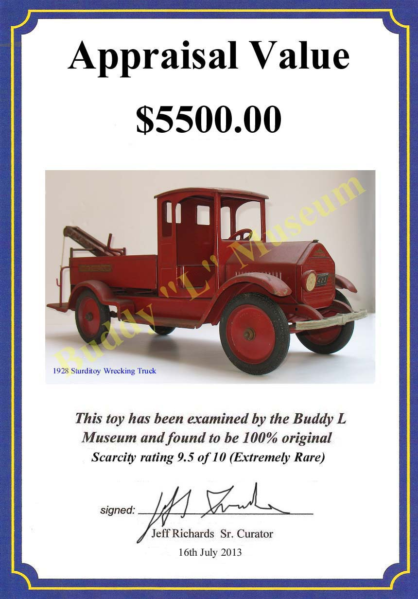 Free Antique Toys Price Guide ~ Color Photos ~ Information