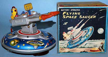 Buying 1950 S Vintage Space Toys Free Toy Appraisal