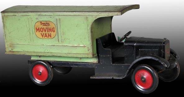 1920's Sonny Toy Trucks Price Guide