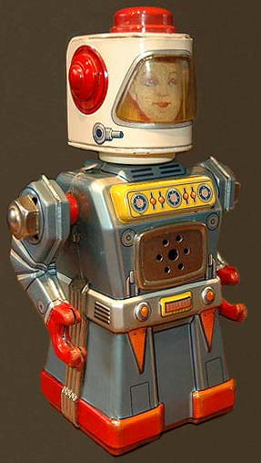 Vintage Toy Robots : Know the facts before selling your antiquetoys