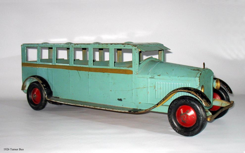 1932 Buddy L Bus For Sale