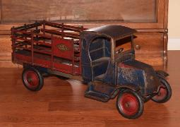Rare american national stake truck very few known, facebook antique toy trucks, American National Toy Truck Museum, buddy l dump truck, antique american toys ebay, 1926 american national circus truck for sale,  buying american national richfield oil trucks, american national chemical truck, buying rare antique toy trucks any condition budyd l toys for sale vintage space toys for sale, american national coal truck for sale, american national moving van for sale,Free Appraisals ~ Buddy L Museum seeking to purchase American National Toy Trucks Paying 40%-65% more than antique dealers, ebay & private collectors, vintage american national moving van for sale