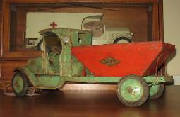 Buddy L Museum world's largest buyer of American Natiional trucks, Buddy L trucks and toys, Keystone trucks, Antique toy trucks for sale,Sturditoy trucks and more. Always paying highest prices regardless of condition, american national circus truck for sale, richfield oil truck for sale,  Free appraisals Buddy L price guide