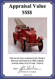 E-Mail us with your antique buddy l trucks for sale highest prices paid free appraisals, like us on facebook, buddy l fire truck ebay, antique buddy l truck prototype, yonezawa race car, buddy l fire truck value guide, buddy l fire truck facebook, ebay buddy l fire truck, buddy l hdraulic dump truck,  antique Buddy L truck appraisals, antique buddy l express truck for sale, buddy l jr u s mail truck, buddy l & vintage space toys history, 1930 buddy l jr dairy truck for sale,  accurate buddy l toys values,old toys for sale, toys, vintage toys for sale,buddy l ice truck for sale, buddy l dump truck for sale,vintage space toys for sale, humongous buddy l dump truck tires, 1930's buddy l toys, buddy l firestone wreceker, rare keystone dump trucks, vintage buddy l toys auctions, old dusty buddy l cars, buying antique buddy l toys & cars any condition, rare buddy l flivver cars,  old buddy l coal truck appraisals, antique toy trucks price guide, antique buddy l red fire truck, free buddy l antique toy prices online old buddy l books, buddy l toy prices, buddy l truck information, www.buddylmuseum.com, antique japanese tin toys, buddy l ice truck appraisals, antique tin robots, buddy l car prices, space toys japan tin trucks, buddy l toy, buddy l cars buddy l prices, buddy l oil truck, keystone trucks appraisal, rare space toy appraisals, free vintage buddy l truck appraisal